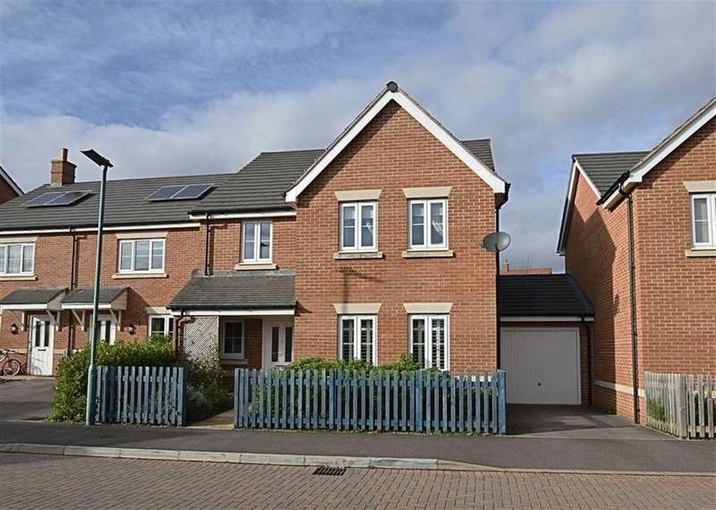 4 Bedrooms Link Detached House for sale in Meek Road, Newent