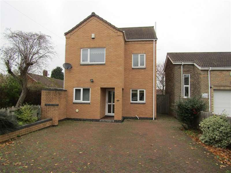 3 Bedrooms Detached House for sale in Whites Wood Lane, Gainsborough, DN21 1TJ