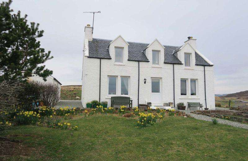 3 Bedrooms Detached House for sale in Ose, Isle Of Skye