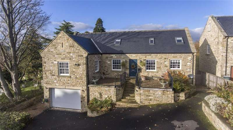 4 Bedrooms Detached House for sale in Church Bank, Eggleston, Barnard Castle, County Durham, DL12