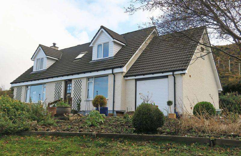 3 Bedrooms Detached House for sale in 1, Colbost, Dunvegan Isle of Skye