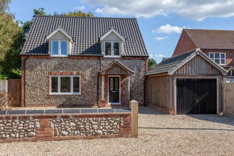 4 Bedrooms Detached House for sale in Melton Constable