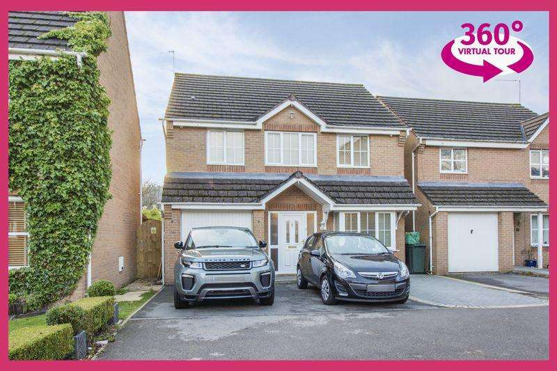 4 Bedrooms Detached House for sale in Delphinium Road, Newport - REF#00005658 - View 360 Tour At http://bit.ly/2Ql73pr