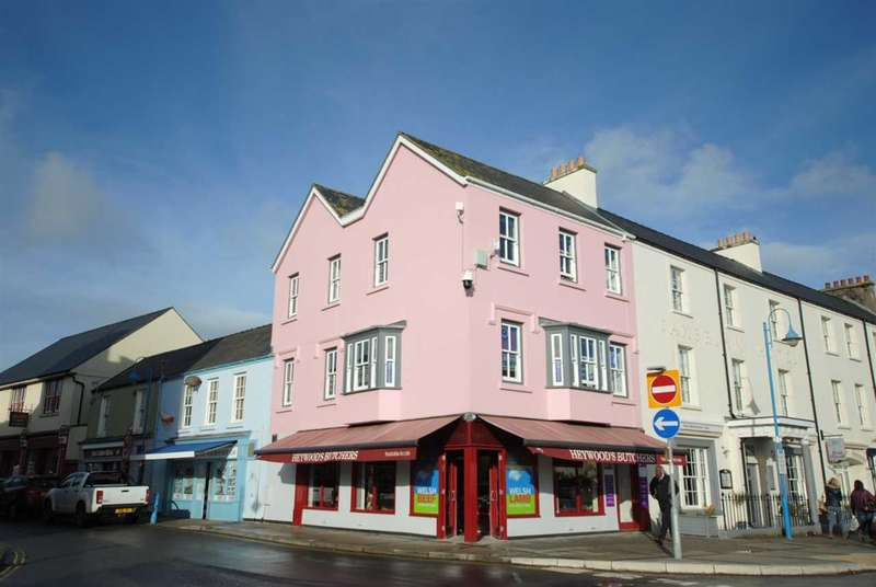 Commercial Property for sale in Heywoods Of Saundersfoot, Nos. 1 & 2 Milford Street