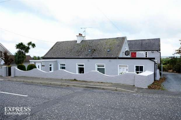 4 Bedrooms Cottage House for sale in Glassdrumman Road, Annalong, Newry, County Down