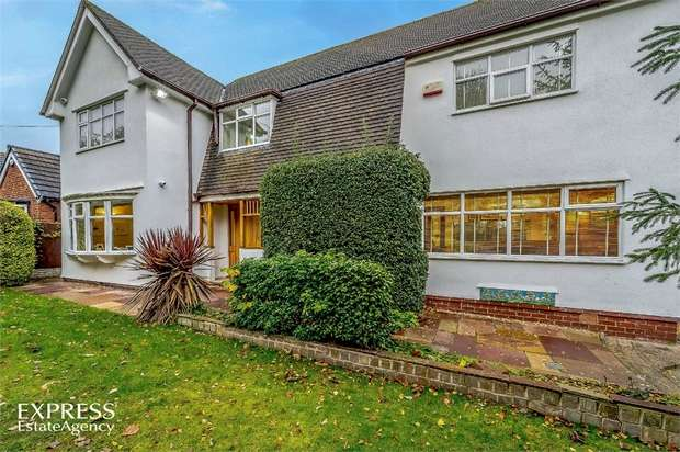 5 Bedrooms Detached House for sale in Childwall Abbey Road, Liverpool, Merseyside