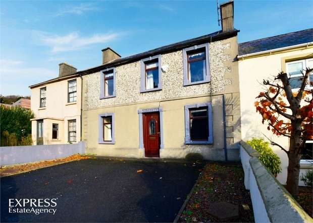 4 Bedrooms Terraced House for sale in Water Street, Rostrevor, Newry, County Down