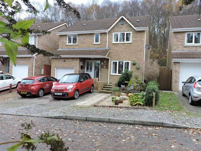 4 Bedrooms Detached House for sale in Woodlands Avenue, Clydach