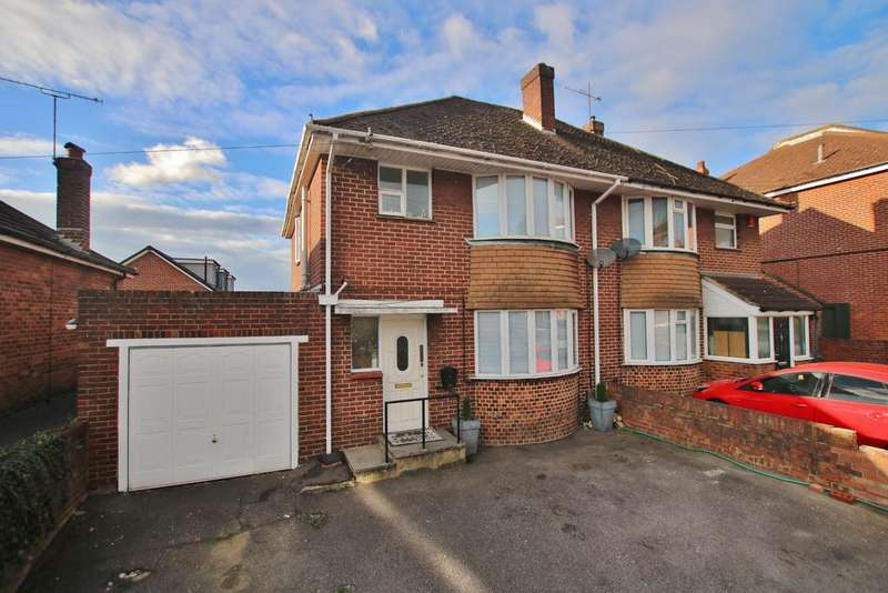 3 Bedrooms Semi Detached House for sale in Bitterne Park, Southampton