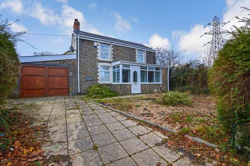 4 Bedrooms Cottage House for sale in New Meadow Cottage, Gelligaer