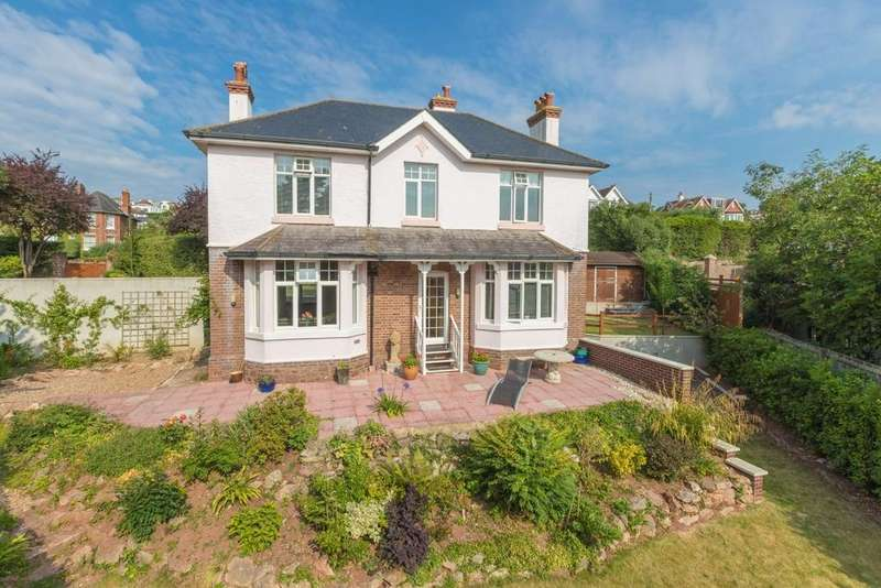 4 Bedrooms Detached House for sale in Wheatridge Lane, Torquay, TQ2