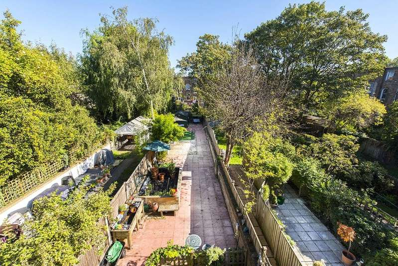 4 Bedrooms Terraced House for sale in Berriman Road, Islington, London, N7