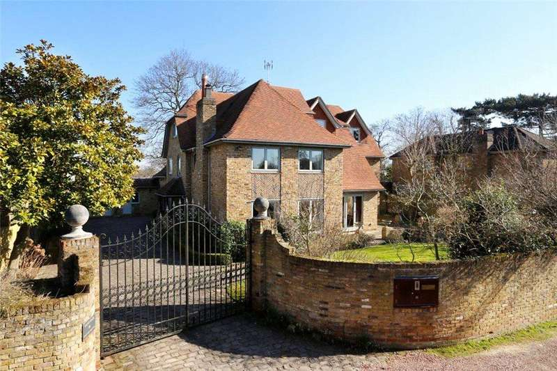 7 Bedrooms Detached House for sale in Westside Common, Wimbledon, SW19