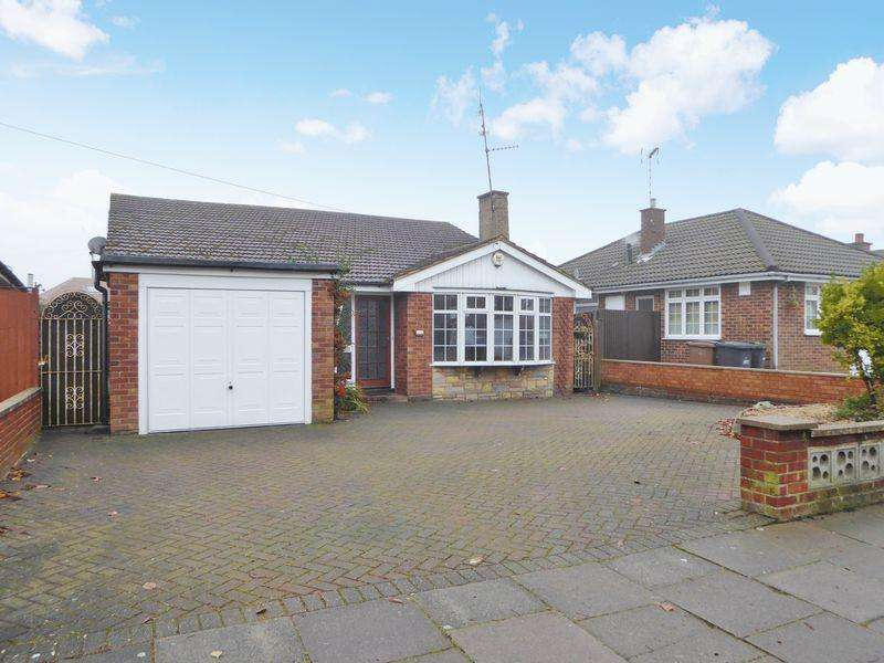 3 Bedrooms Detached Bungalow for sale in Leagrave High Street, Luton