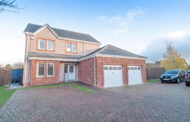 4 Bedrooms Detached House for sale in Mallard Drive, Montrose