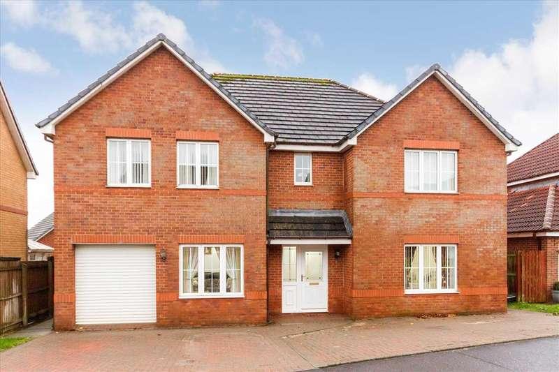 5 Bedrooms Detached House for sale in Strathspey Avenue, Hairmyres, EAST KILBRIDE
