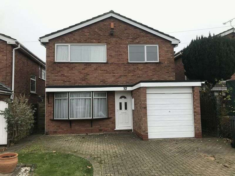 3 Bedrooms Property for sale in Primrose Drive, Burbage