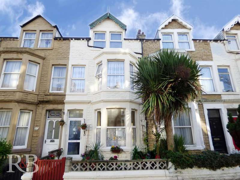 5 Bedrooms Terraced House for sale in Westminster Road, Morecambe