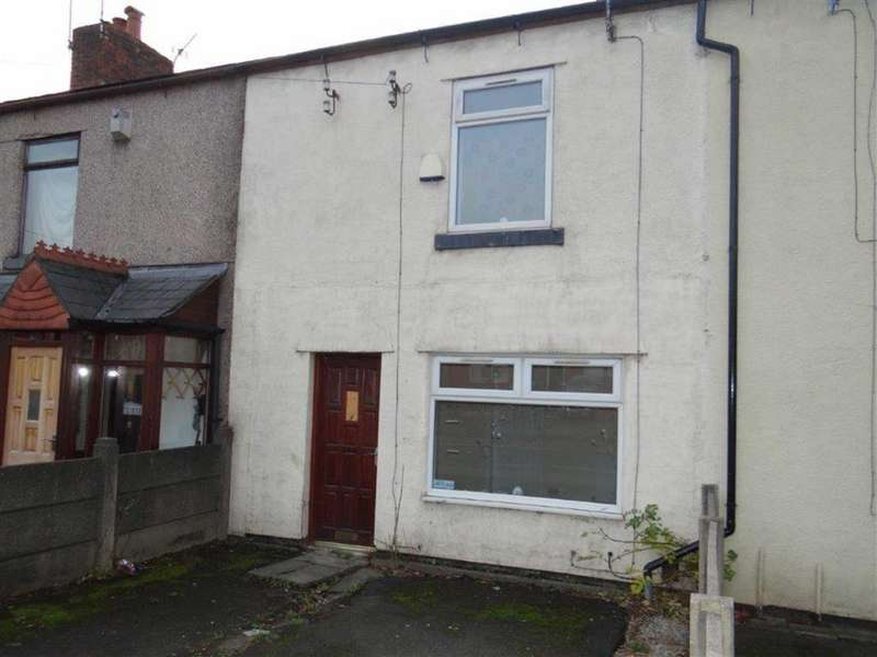 2 Bedrooms Terraced House for sale in Wigan Road, Leigh