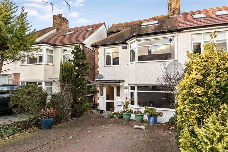 4 Bedrooms House for sale in Dalmeny Road, New Barnet, Hertfordshire