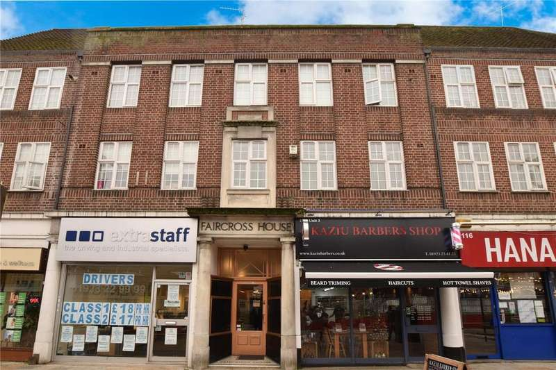 1 Bedroom Apartment Flat for sale in Faircross House, 116 The Parade, Watford, Hertfordshire, WD17