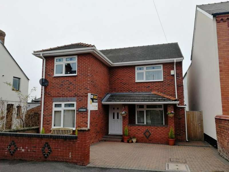 4 Bedrooms Detached House for sale in Woodland Street, Shotton