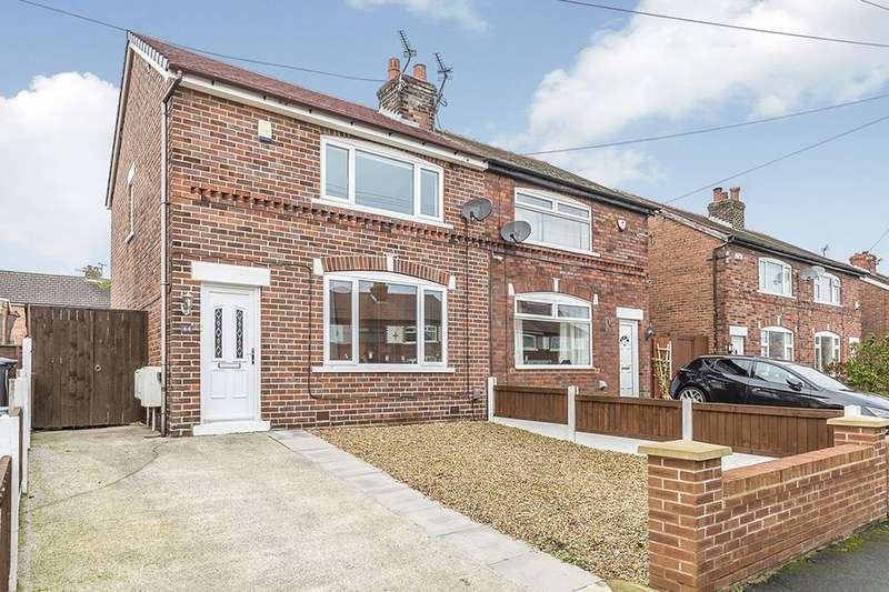 2 Bedrooms Semi Detached House for sale in Windsor Road, Walton-Le-Dale, Preston, PR5