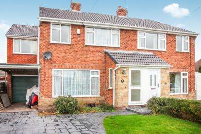 4 Bedrooms Semi Detached House for sale in Barkhill Road, Vicars Cross, Chester, Cheshire, CH3