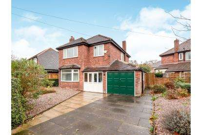 3 Bedrooms Detached House for sale in Shawdene Road, Northenden, Manchester, Greater Manchester