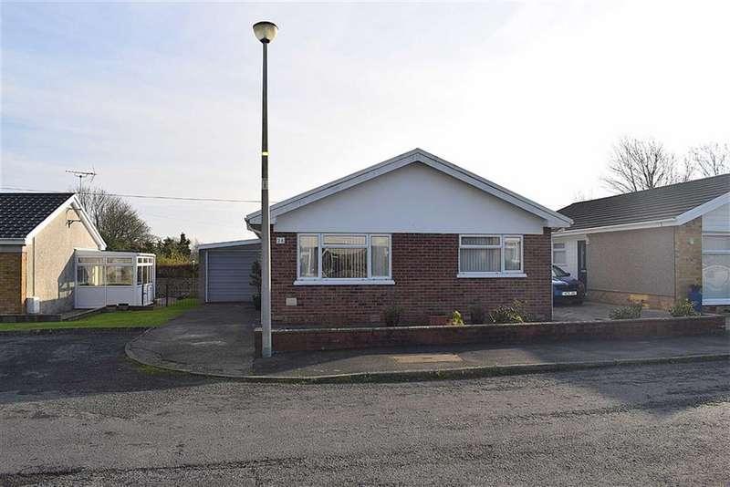 3 Bedrooms Detached Bungalow for sale in Lindsway Park, Haverfordwest