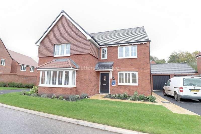 5 Bedrooms Detached House for sale in Oak Tree Avenue, Congleton