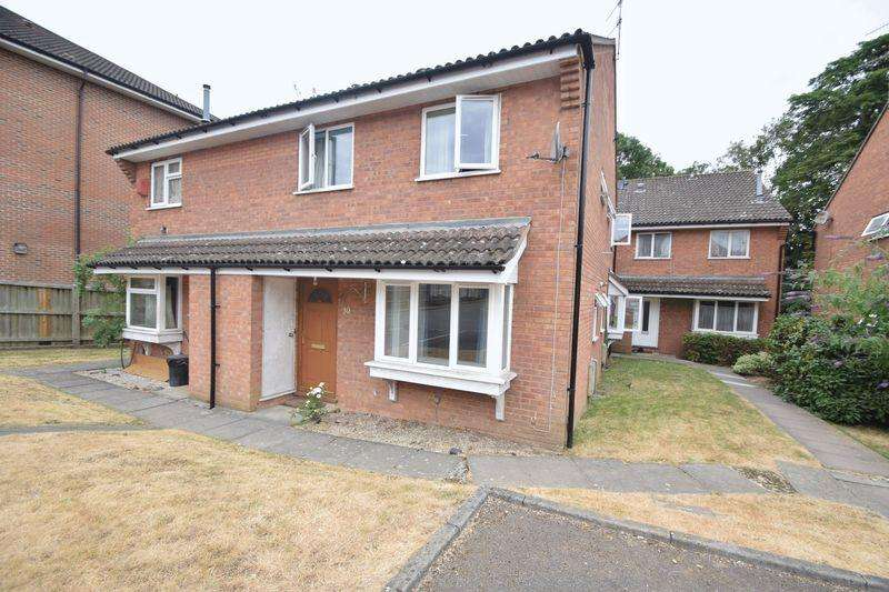 2 Bedrooms Cluster House for sale in Moorland Gardens, Luton