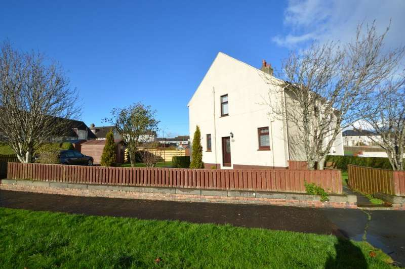 3 Bedrooms Semi Detached House for sale in Main Street, Ochiltree, East Ayrshire, KA18 2PG