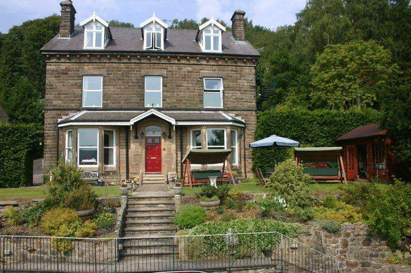 9 Bedrooms Detached House for sale in Robertswood House, Farley Hill, Matlock