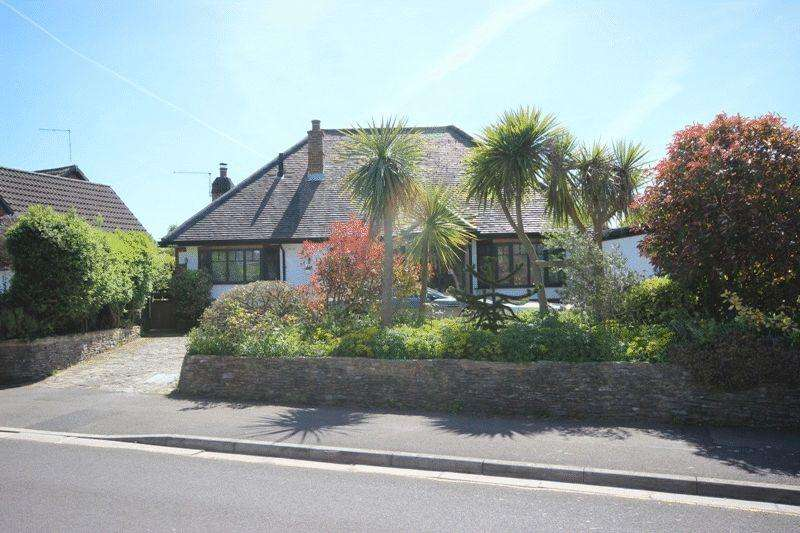 3 Bedrooms Detached Bungalow for sale in FRIARS CLIFF CHRISTCHURCH
