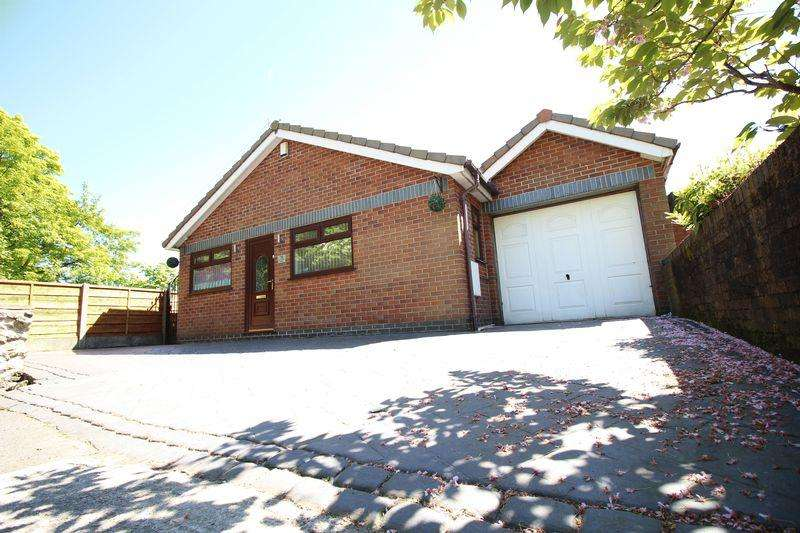 3 Bedrooms Detached Bungalow for sale in Victoria Street, Hyde