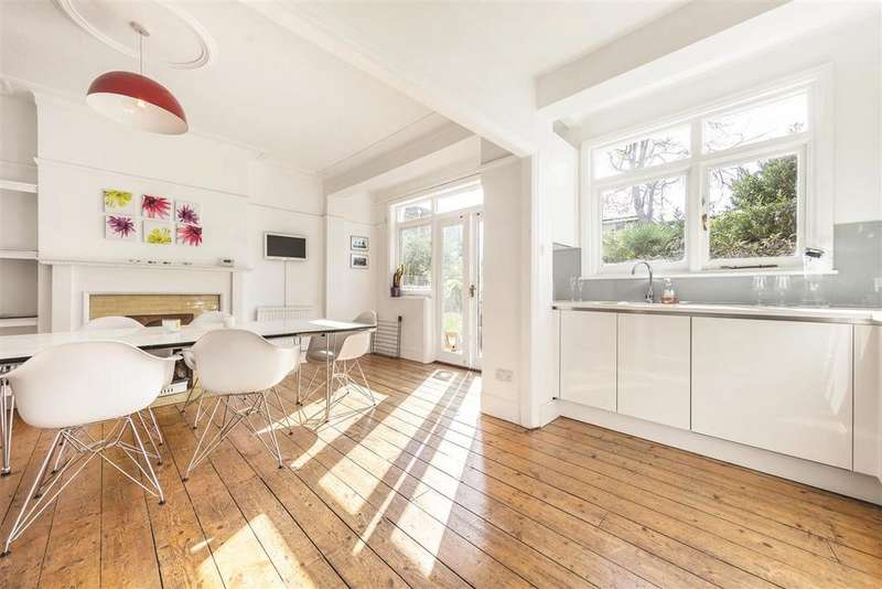 5 Bedrooms Terraced House for sale in Park Hill, SW4