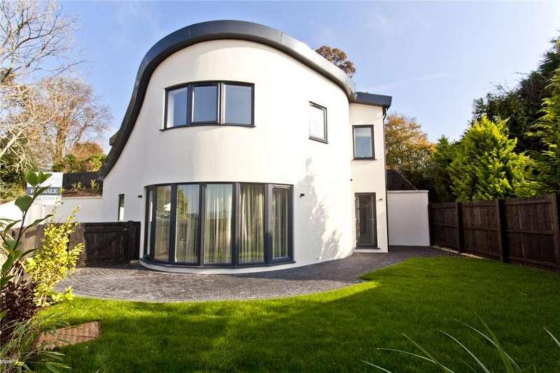 4 Bedrooms Detached House for sale in Badbury View, Wimborne, BH21