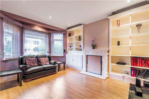 4 Bedrooms Semi Detached House for sale in Ashbourne Road, Mitcham, Surrey, CR4