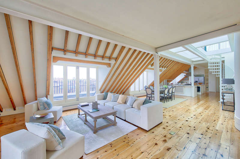 3 Bedrooms Flat for sale in The Penthouse Observatory, Brandon House, Wyfold Road, London