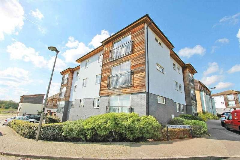 2 Bedrooms Apartment Flat for sale in Newington Gate, Ashland, MILTON KEYNES, MK6