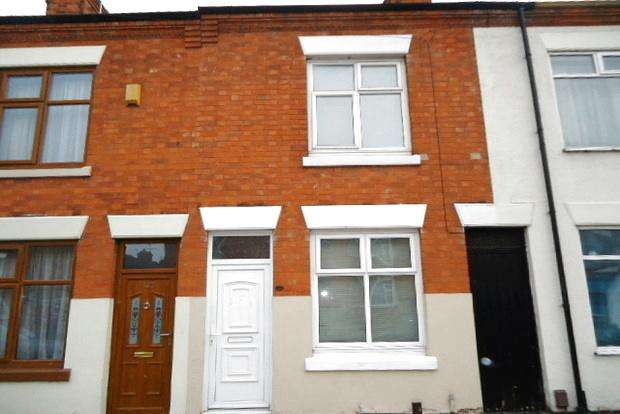 2 Bedrooms Terraced House for sale in Pool Road, Newfoundpool, Leicester, LE3