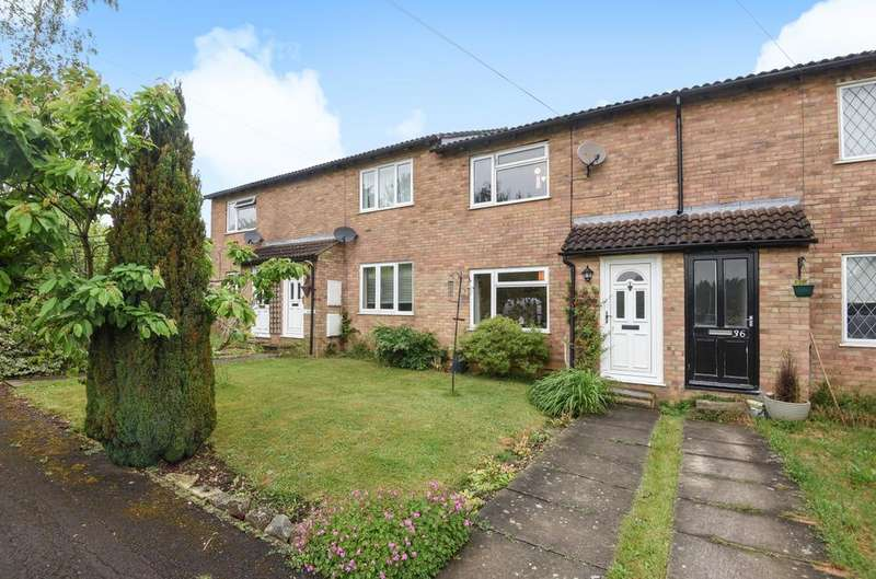 2 Bedrooms Terraced House for sale in Derwent Road, Thatcham, Berkshire, RG19