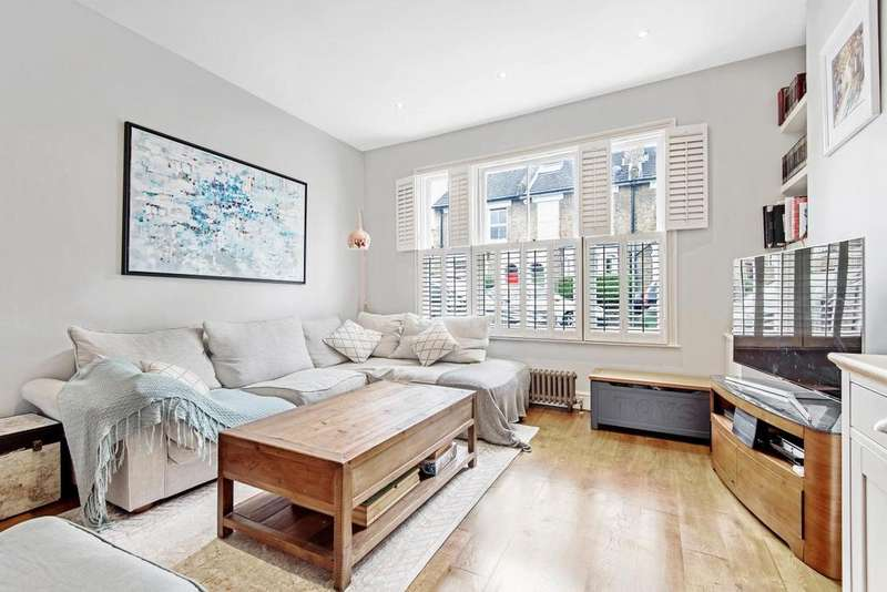 4 Bedrooms Terraced House for sale in Colwell Road, East Dulwich