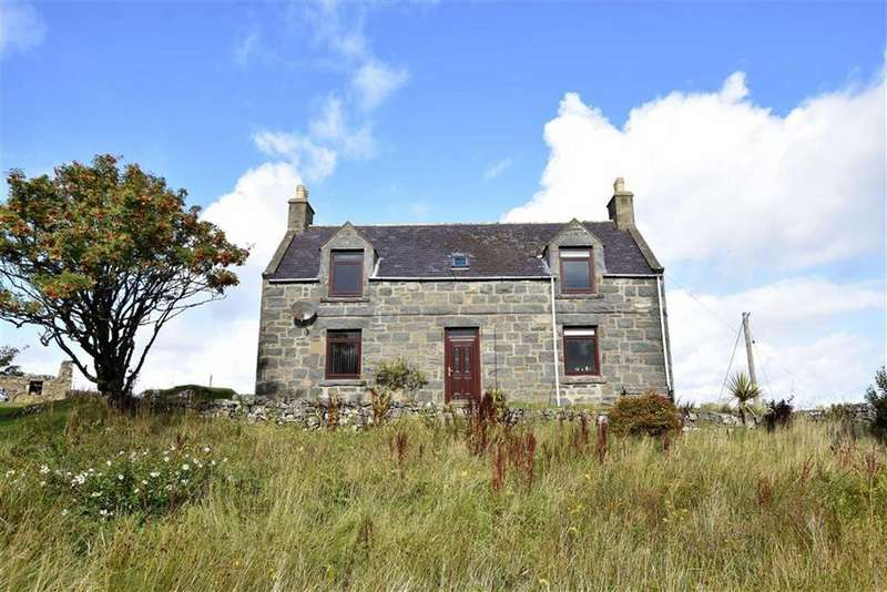 3 Bedrooms Cottage House for sale in Bettyhill, Caithness