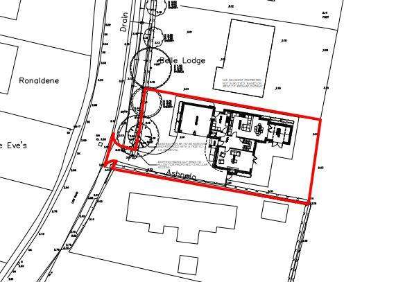 3 Bedrooms Plot Commercial for sale in Low Road, Wyberton, Boston