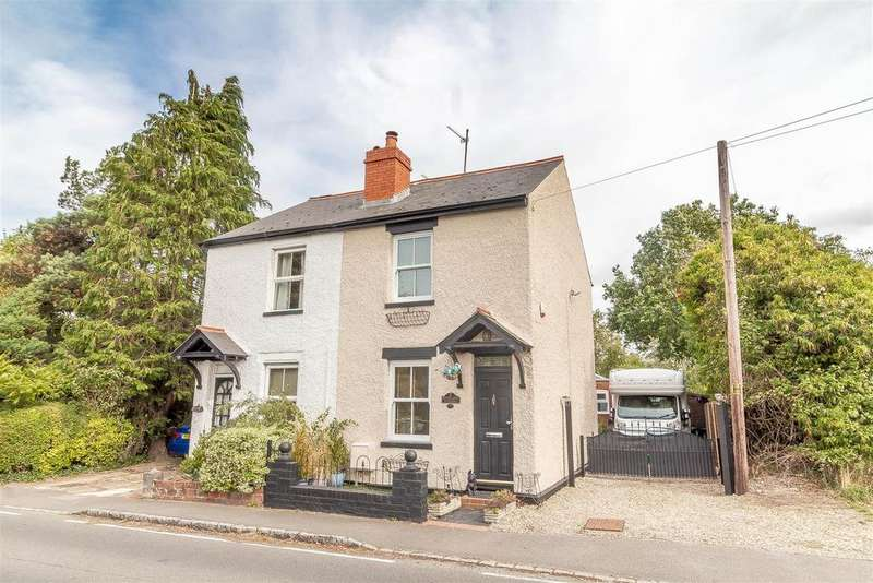 2 Bedrooms Semi Detached House for sale in Wokingham Road, Hurst, Reading