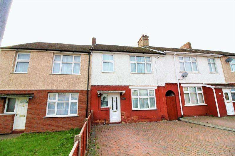 3 Bedrooms Terraced House for sale in Three Bedroom Mid Terrace on Hart Lane, Luton