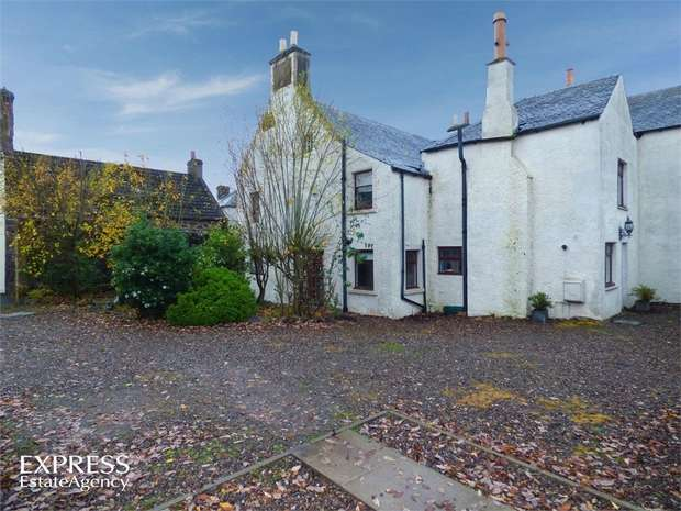 7 Bedrooms Semi Detached House for sale in Cupar Road, Auchtermuchty, Cupar, Fife