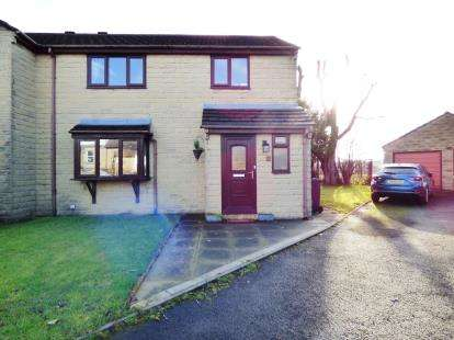 4 Bedrooms Semi Detached House for sale in Kings Close, Buxton, Derbyshire